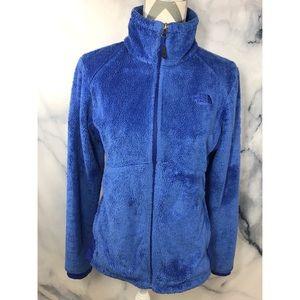 The North face osito fleece Zipup jacket sz L